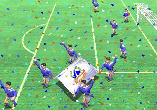 ハットトリックヒーロー'95-エンディング