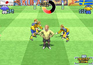 ハットトリックヒーロー'95-レッドカード3