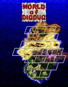ディグダグ・アレンジメント-マップ1