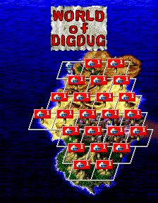 ディグダグ・アレンジメント-マップ2