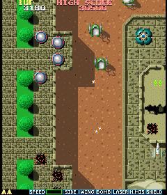 スラップファイト-ゲーム画面