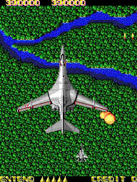 XXミッション-巨大戦闘機