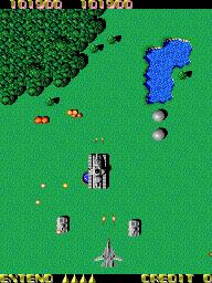 XXミッション-ゲーム画面
