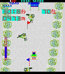 パラレルターン-ステージ2-1