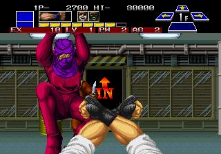 ザ・スーパースパイ-アジト1F-1