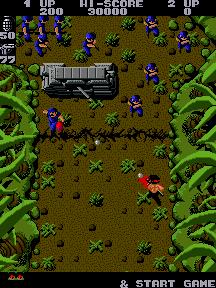 怒-IKARI-ゲーム画面