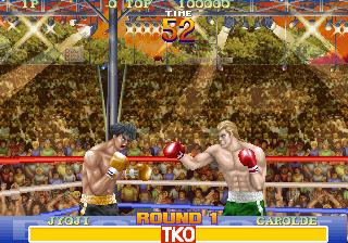 ベストバウトボクシング-1試合目-1