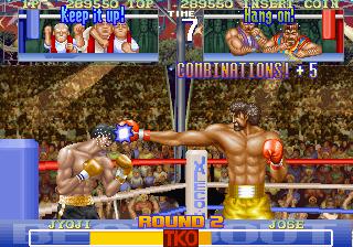 ベストバウトボクシング-4試合目