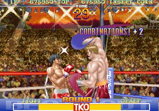 ベストバウトボクシング-8試合目