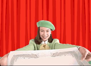 森口博子のクイズ-エンディング1