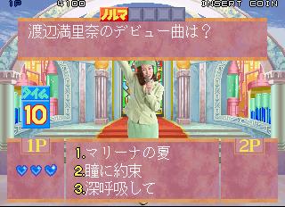 森口博子のクイズ-クエッション