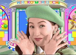 森口博子のクイズ-アップ画像