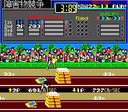 THE運動会-障害物競走