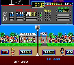 THE運動会-玉入れ-2