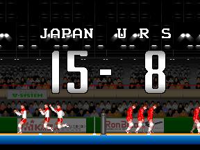 スーパーバレーボール-6試合目-2