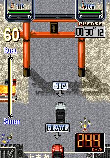 爆裂クラッシュレース-ステージ10