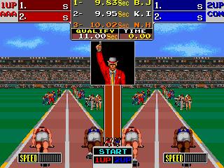 ゴーフォーザゴールド-100メートル走1