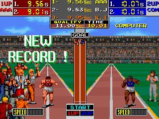 ゴーフォーザゴールド-100メートル走2