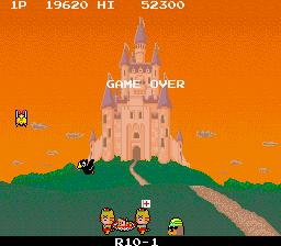 プランプポップ-ゲームオーバー
