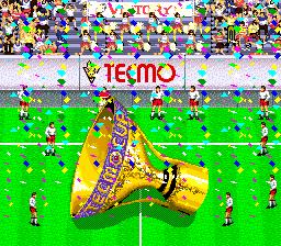 テクモワールドカップ90-エンディング