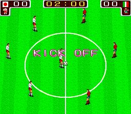 テクモワールドカップ90-1試合目-1