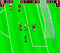 テクモワールドカップ90-1試合目-2